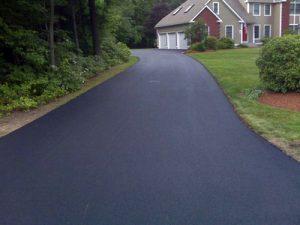 Asphalt Driveway Services